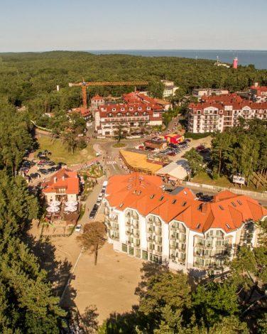 Mierzeja Wiślana atrakcje i hotele nad morzem