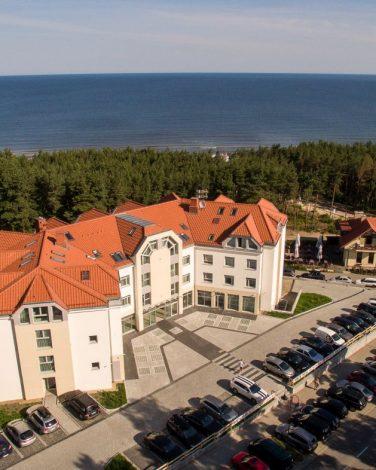 Hotele Krynica Morska Mierzeja Wiślana