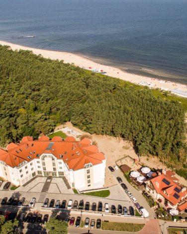 Hotele nad morzem Andrzejki
